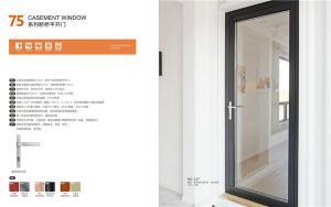 75 CASEMENT WINDOW