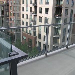 Glass Balustrade & Balcony